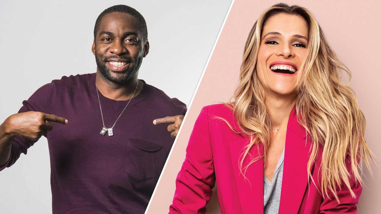 Debandada global! Lázaro Ramos e Ingrid Guimarães deixa a TV Globo