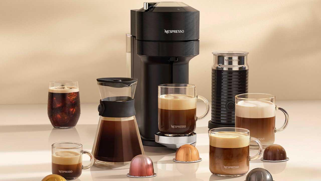 Versatilidade no momento do café: Nespresso apresenta cápsula de 535ml e lança 13 novas variedades para o Sistema Vertuo