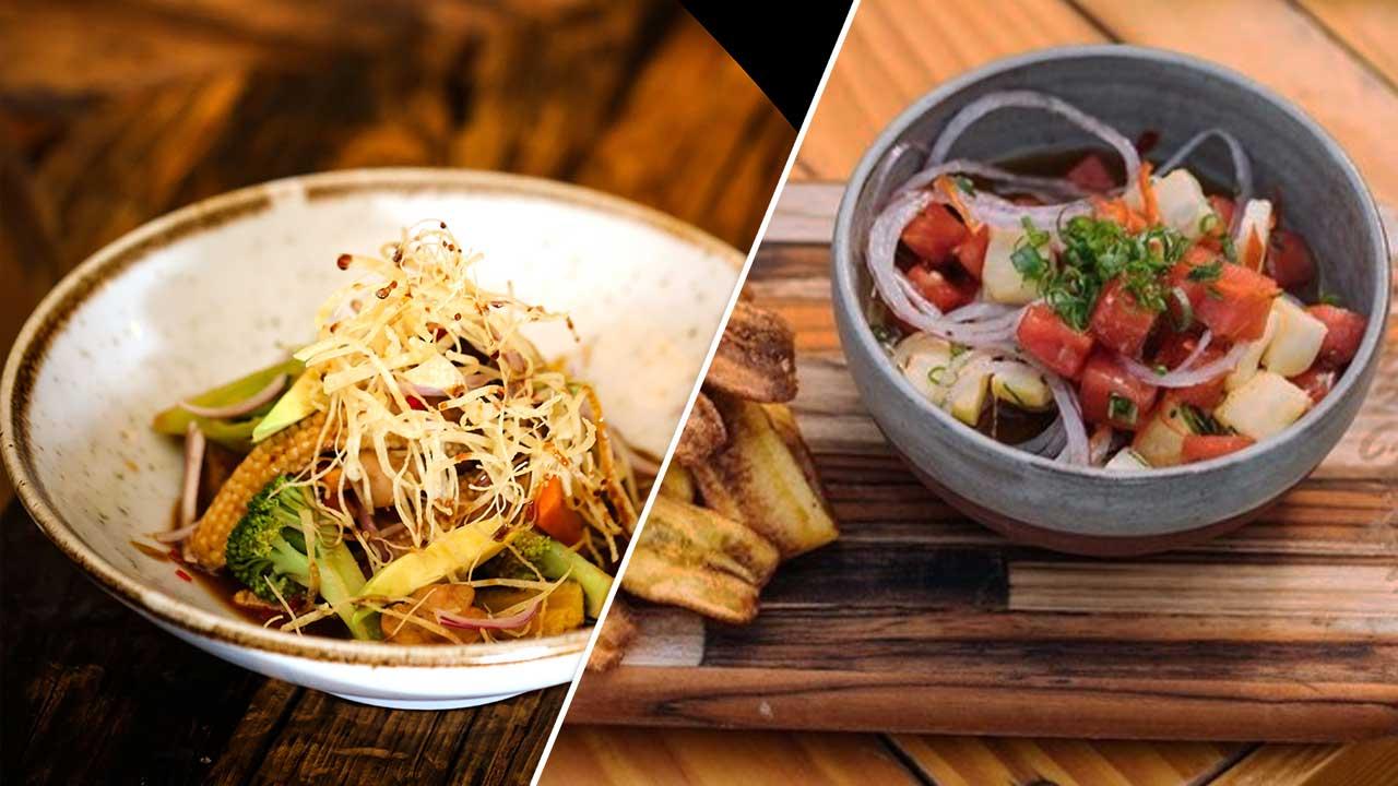 Ceviche sem Peixe (Vegetariano ou Vegano)