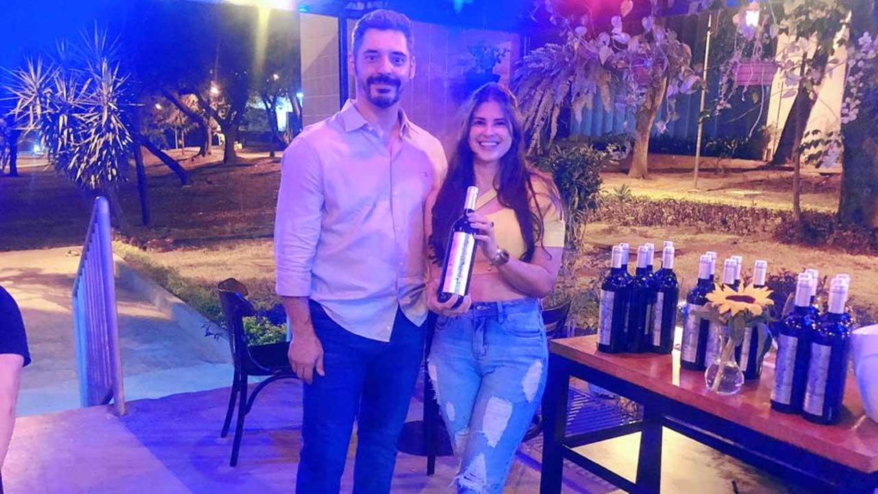 Lançamento do icônico vinho Bandeiras, safra 2018, da Vinícola Pireneus