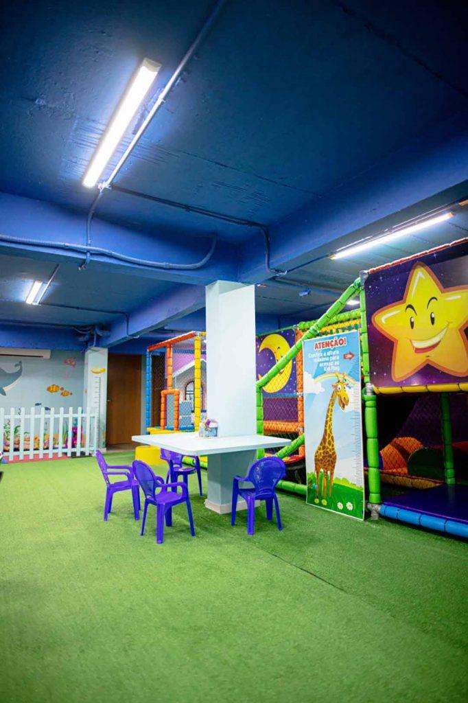 Brinquedoteca do Cantucci. Foto: Divulgação