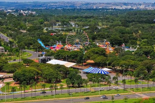 Rota diversão - Parque da Cidade: ARQUIVO SETUR DF