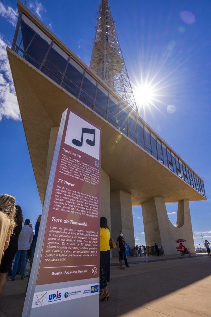Torre de TV - Foto: Claudio Gerber/Setur-DF