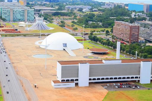 Museu Nacional. Foto: Arquivo Agência Brasília