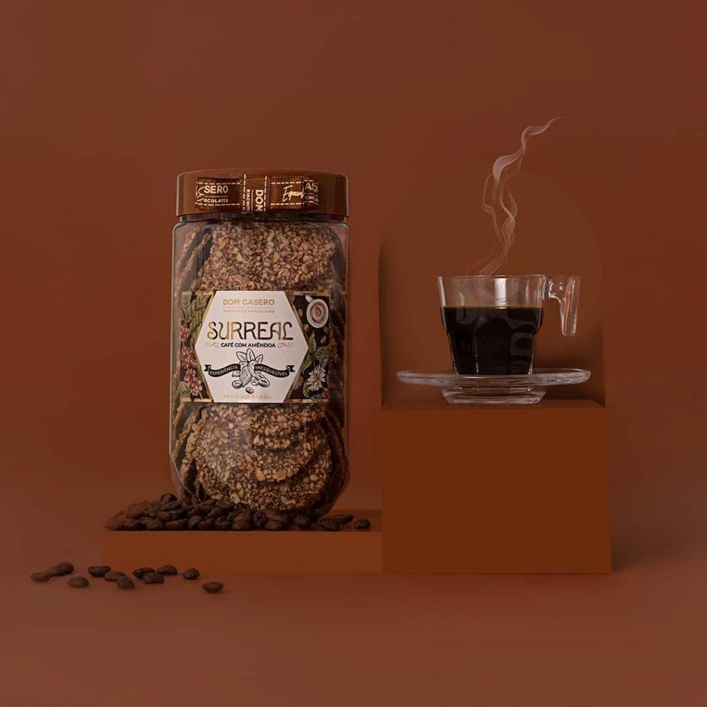 Surreal de Café. Foto: Divulgação