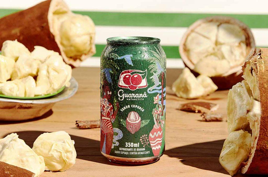 Guaraná sabor Cupuaçu. Foto: Divulgação