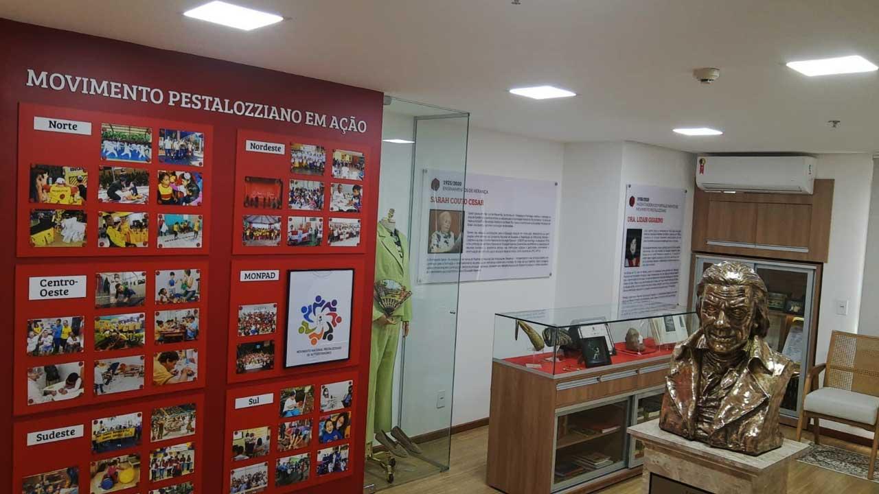 Exposição cultural na Asa Sul relembra luta pelos direitos das pessoas com deficiência