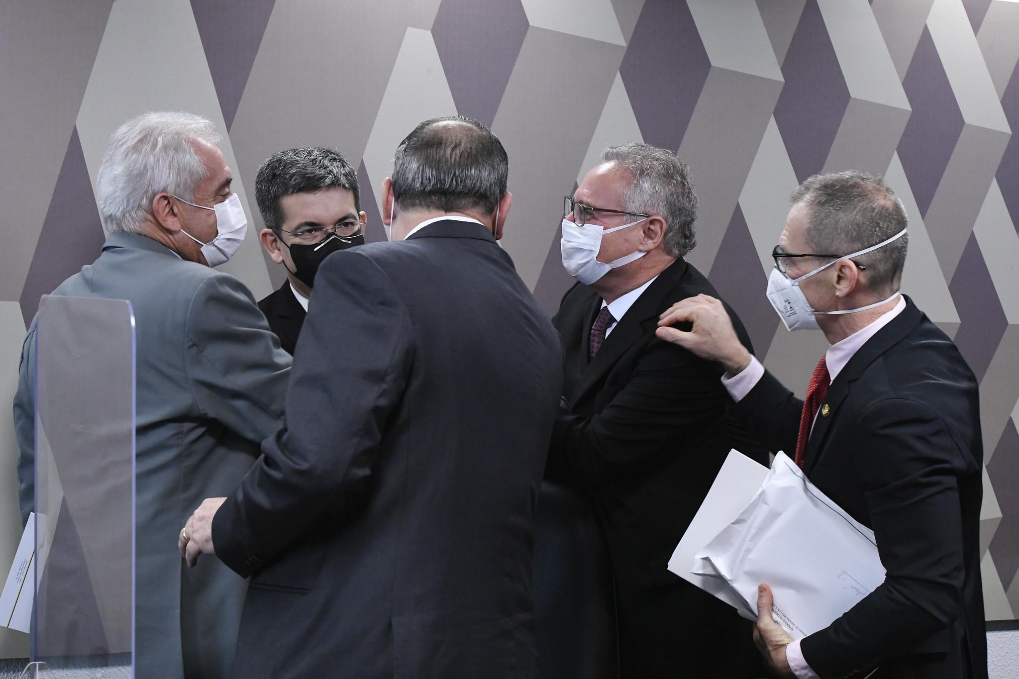 Votação do relatório final da CPI