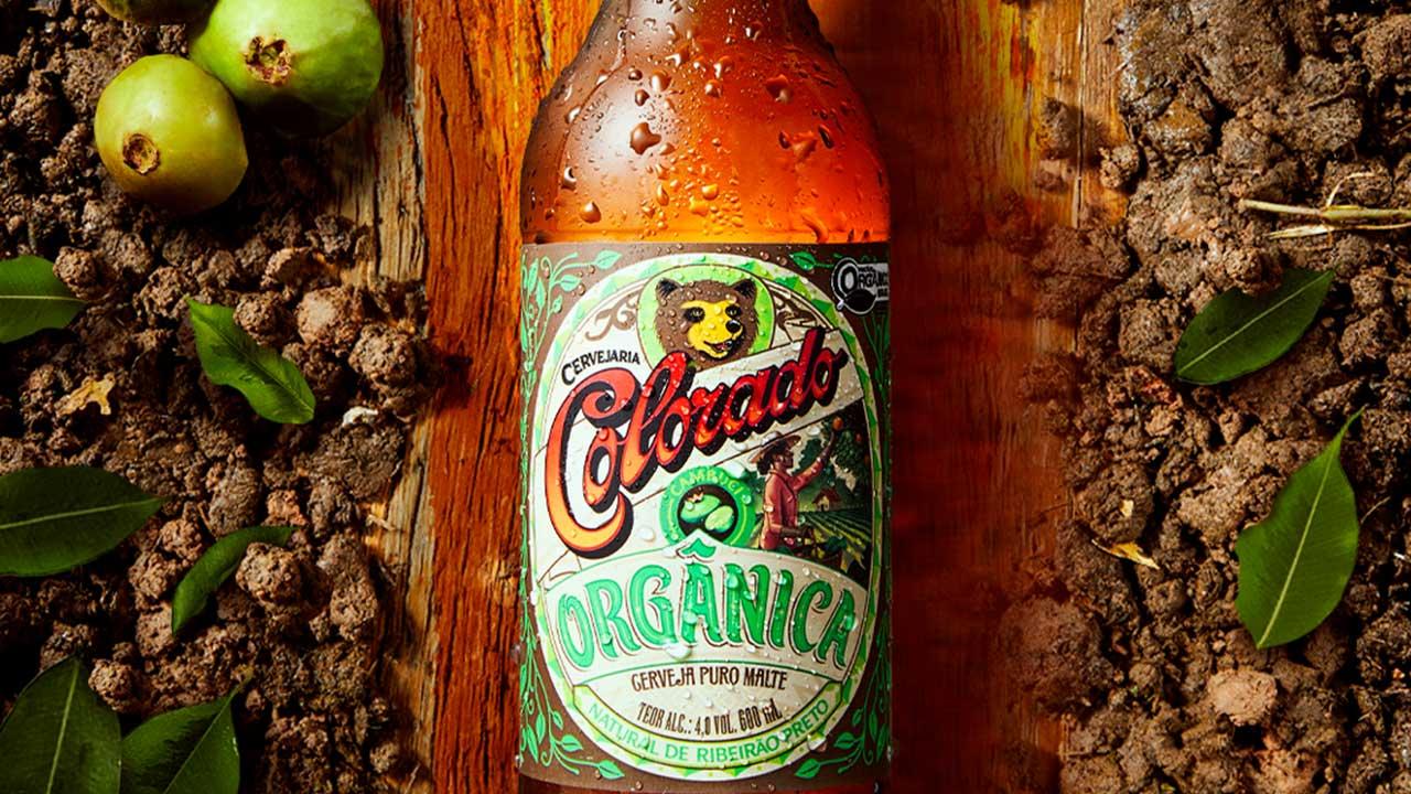 Cervejaria Colorado apresenta a Colorado Orgânica, sua primeira cerveja com certificação orgânica