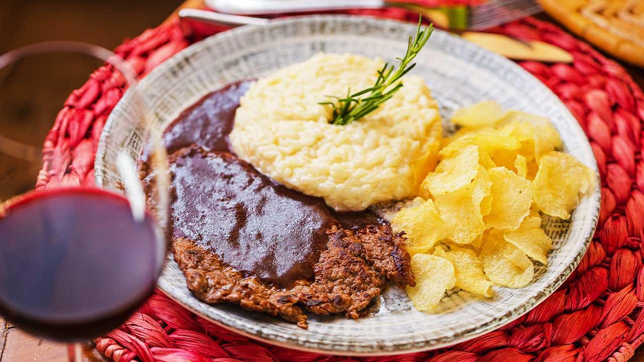 Novidade no MED Cuisine: almoço executivo